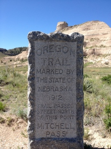 Oregon Trail Marker