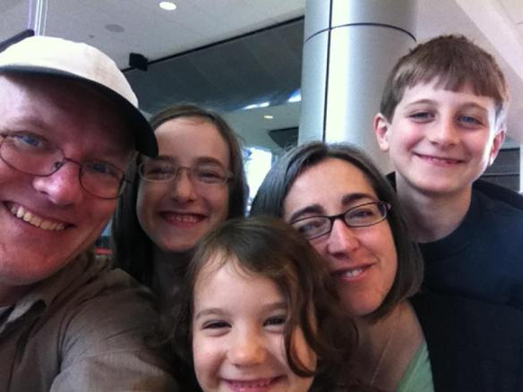 airport family